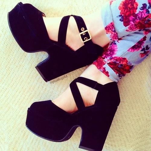 Zapatos para esta primavera - verano