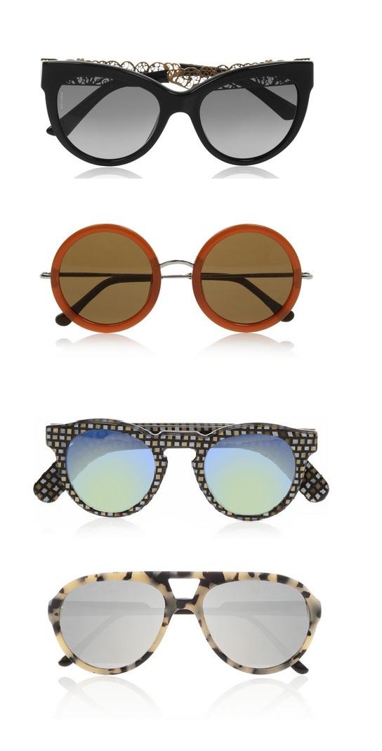 Get The Look: Gafas de primavera